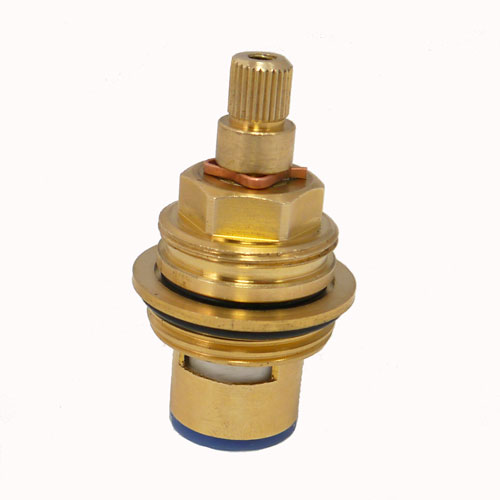 Narrow Bath quarter turn ceramic valve
